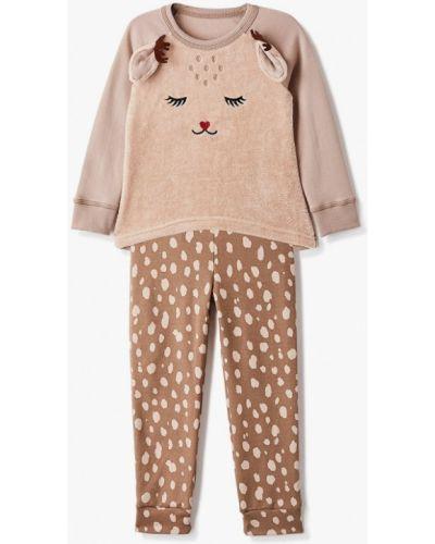 Бежевая пижамная пижама Mark Formelle