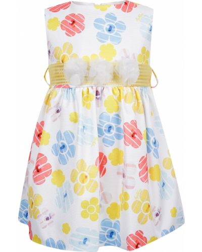 Платье из полиэстера - белое Byblos