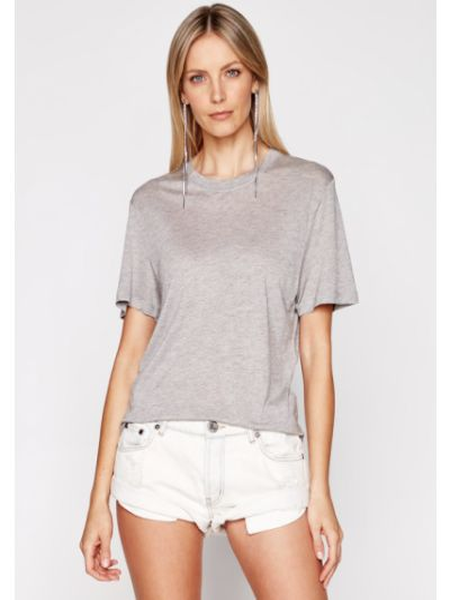 Szara t-shirt Iro