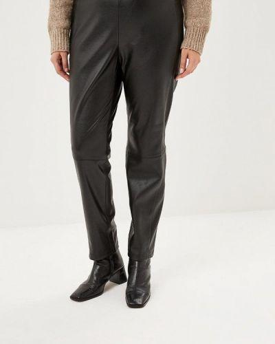 Черные брюки повседневные Samoon By Gerry Weber