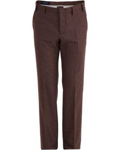Классические брюки прямые со стрелками Gucci