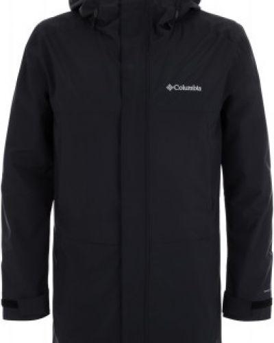 Спортивная куртка длинная с капюшоном Columbia