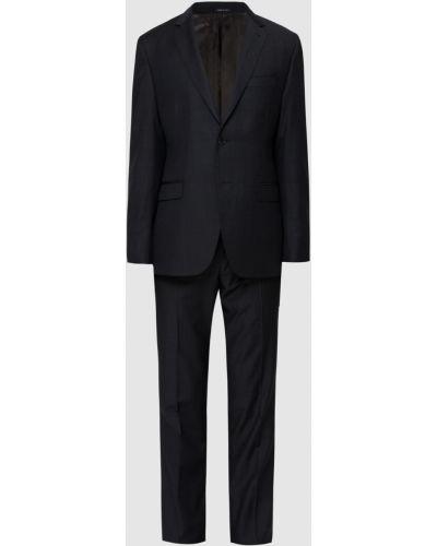 Костюмный синий костюм Fradi