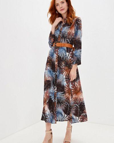Разноцветное платье Vis-a-vis