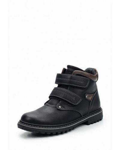 Черные ботинки из искусственной кожи Kakadu