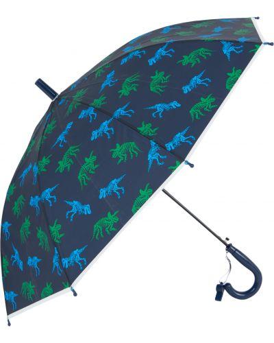 Черный зонт Kdx