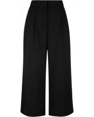 Свободные спортивные черные брюки свободного кроя Termit
