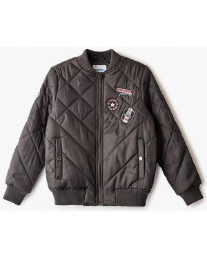 Куртка теплая коричневый Acoola
