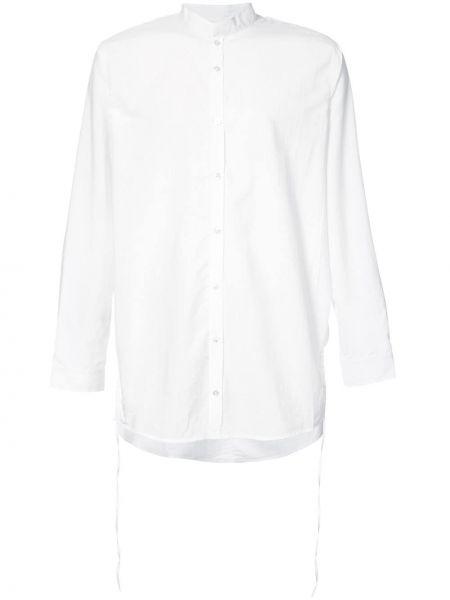 Белая рубашка с воротником Private Stock