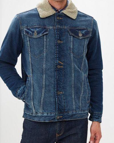 Джинсовая куртка осенняя Jack & Jones