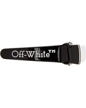 Opaska na głowę biały czarny Off-white