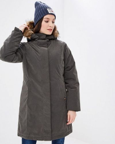 Утепленная куртка демисезонная осенняя Luhta