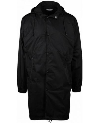 Długa kurtka z kapturem z nylonu Givenchy