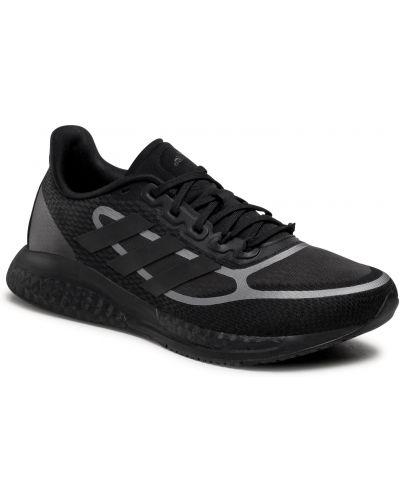 Czarne sneakersy Adidas