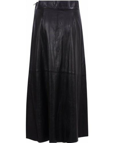 Czarna długa spódnica Ibana