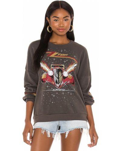 Хлопковый пуловер Lauren Moshi