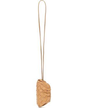 Клатч кожаный маленький Bottega Veneta