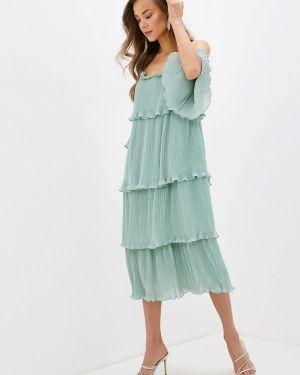 Платье декаданс с открытыми плечами True Decadence