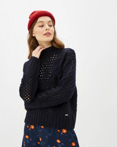 Джинсовый свитер - синий Pepe Jeans