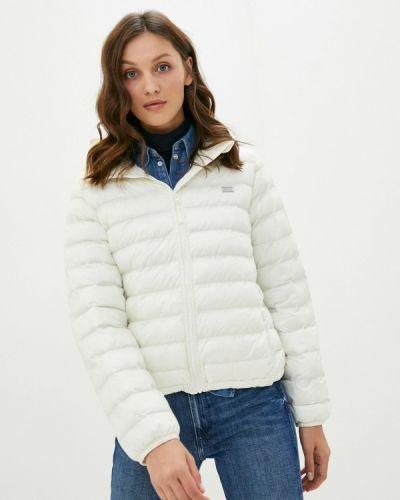 Бежевая теплая утепленная куртка Levi's®