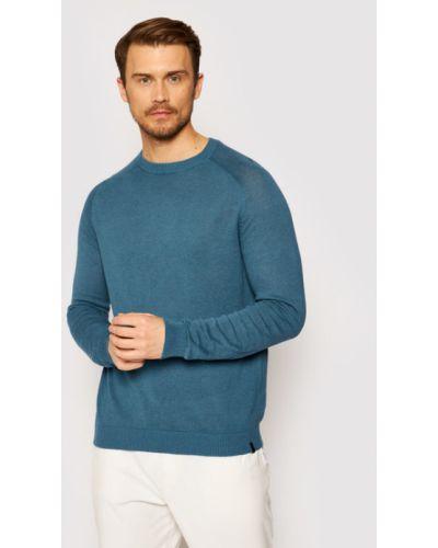 Sweter - niebieski Jack&jones