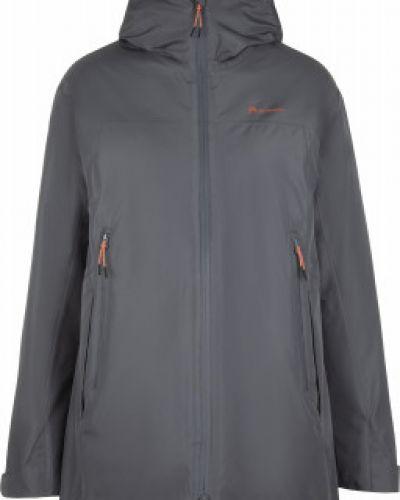 Теплая серая куртка на молнии Outventure