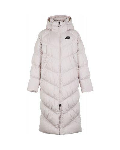 Зимняя куртка с капюшоном спортивная Nike