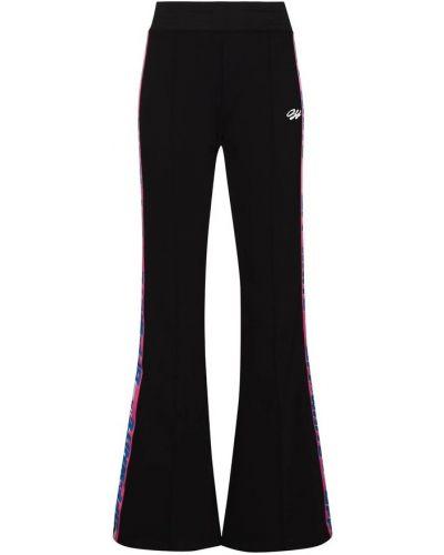 Czarne spodnie Off-white