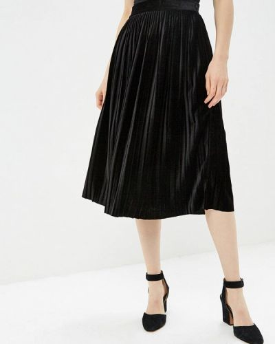 Плиссированная юбка осенняя Sela