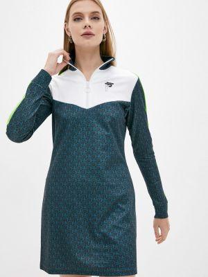 Платье - зеленое Ice Play