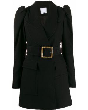 Платье макси через плечо платье-пиджак Acler