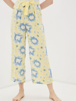 Желтые домашние брюки Ovs