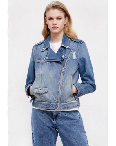 Джинсовая куртка - синяя Finn Flare