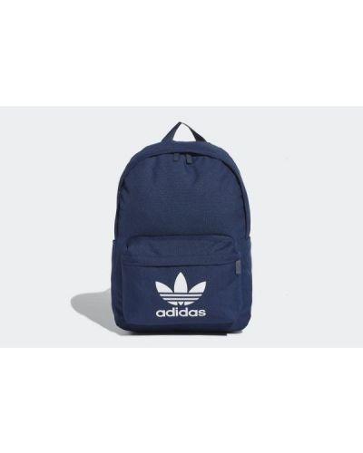 Klasyczny plecak - granatowy Adidas