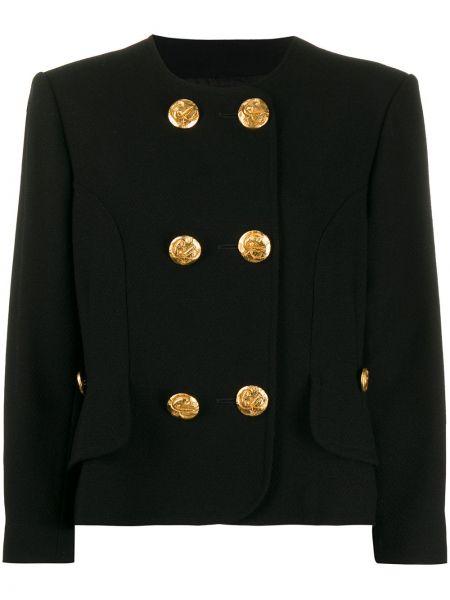 Черная куртка Christian Lacroix Pre-owned