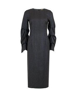 Деловое платье синее Via Torriani 88