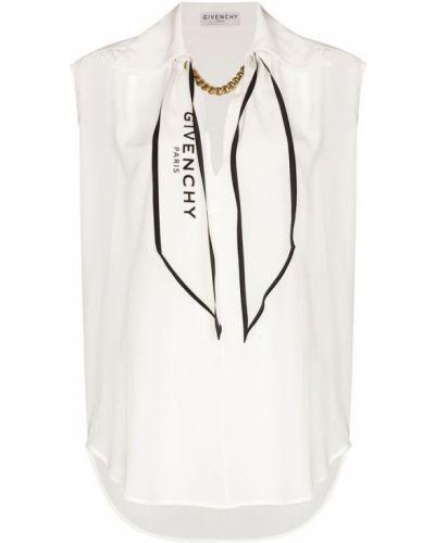 Koszula bez rękawów Givenchy