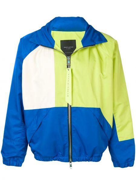 Klasyczna niebieska kurtka Daniel Patrick