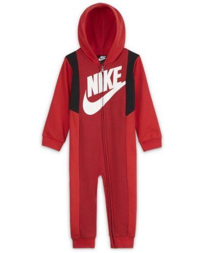 Czerwony kombinezon Nike