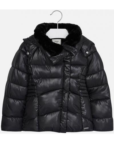 Куртка с поясом стеганая Mayoral
