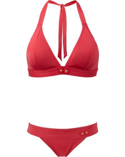 Красный купальник Gossard