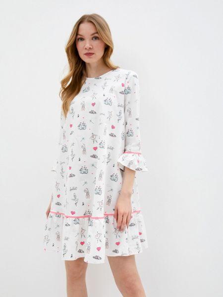 Белое платье Danmaralex