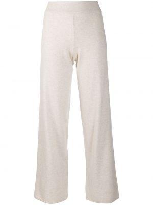 Укороченные брюки - бежевые Le Kasha