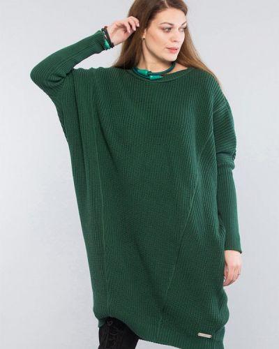 Платье - зеленое Maxa