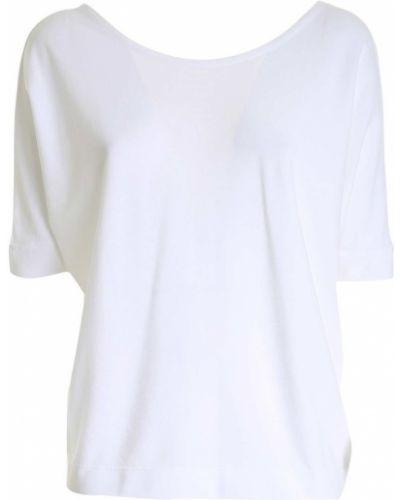 Biała bluzka Zanone