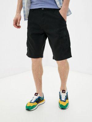 Черные шорты летние J. Hart & Bros