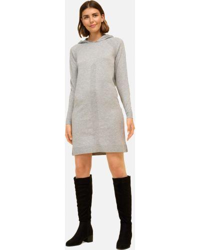 Яркое платье - серое Orsay