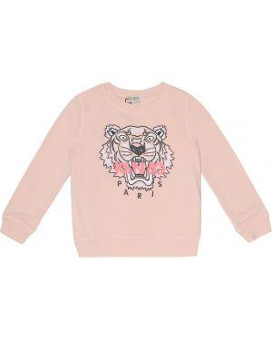 Bluza z kapturem Kenzo Kids