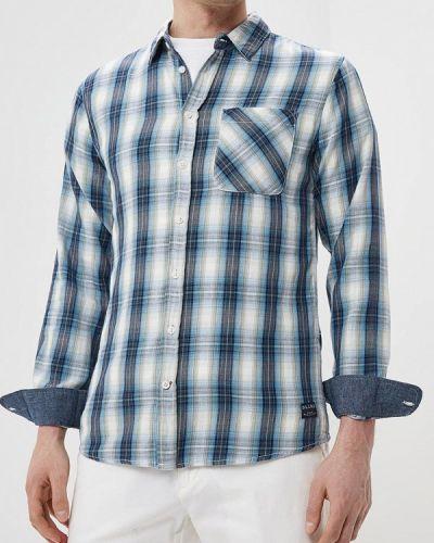 Рубашка с длинным рукавом синий Blend