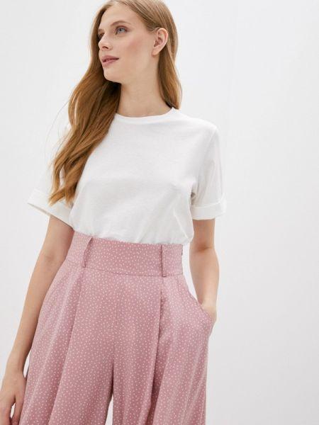 Белая футболка с короткими рукавами Irma Dressy